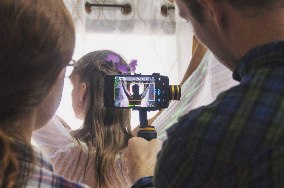 Let your films run free – Shooting 'ARS VIVENDI' on a 4K mobile phone