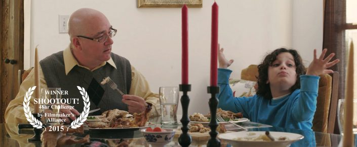 The First Supper (Comedy Short)